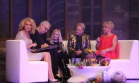 Hans-Jürgen Beyer mit Victoria Herrmann, Gerd Christian, Nina Lizell und Heidi Weigelt