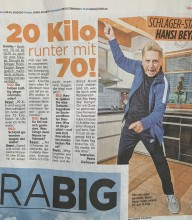 Hansi Beyer hat sein Gewicht um 20 Kilo durch Intervallfasten reduziert.
